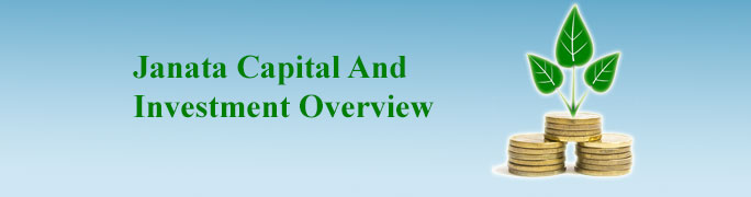 Janata Capital And Investment Overview