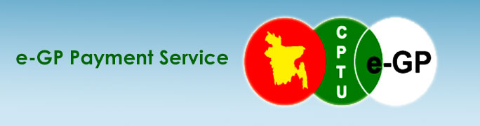 e-GP Payment Service